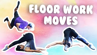 Basic Dance Floor Work I @MissAuti