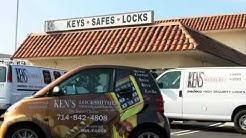 Ken's Locksmithery - Locksmith, Huntington Beach, CA
