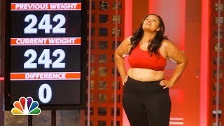 The Week 3 Weigh-ins - The Biggest Loser Highlight thumbnail