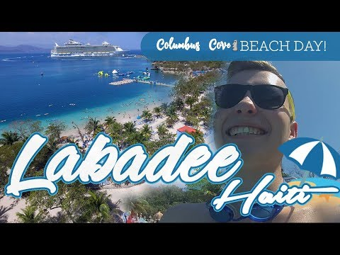 A Perfect day in Labadee, Haiti! |Ep. 9 Allure of the Seas Cruise Vlogs!