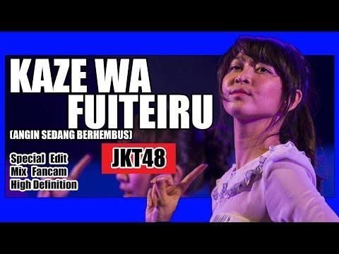 [HD] JKT48 - Kaze wa Fuiteiru @ Senbatsu
