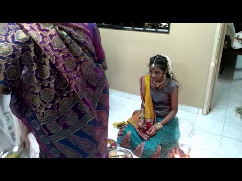 Arun - Kala Ritu Puberty Ceremony Of Kashmira