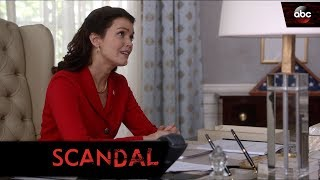 Mellie's Sexual Harassment Legislation – Scandal Season 7 Episode 14
