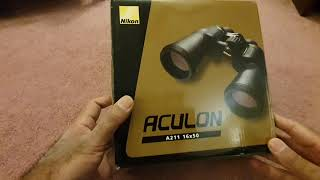 Nikon Aculon A211 16x50 Binocu…