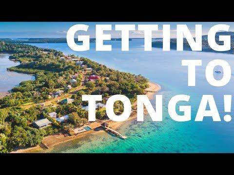 Getting to Vava'u, Tonga  // S1E3