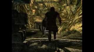 Skyrim прохождение за каджитов(1 часть)