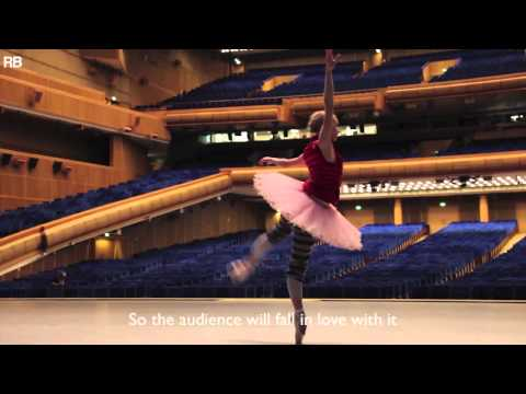 Day in Life of a Ballerina(Tatiana Melnik) - Stanislavski Theatre (Russia, Moscow)  - EngSubs