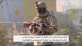 طالبان تنفي صلتها بهجوم قندهار والسلطات تشدد الأمن