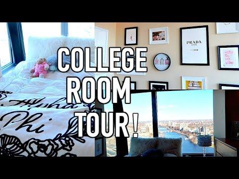 COLLEGE DORM TOUR | BOSTON UNIVERSITY STUVI 2!