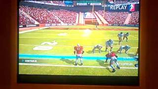 Backbreaker Football Demo PS3-A Pretty Good Tackle