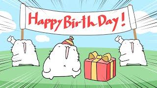 Happy Birth Day からめる!