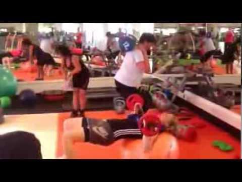 Functioneel Trainen bij Sportingclub de Uitweg Fitness Rotterdam