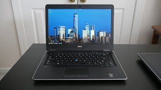 Dell Latitude E7440 Overview: My New Linux Laptop!