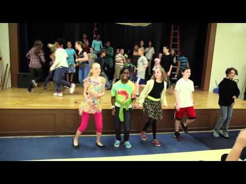 Renfroe Middle School I Season 1 I NBC's 'Smash' Make A Musical