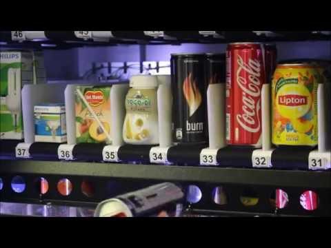 vending machine conveyor belt