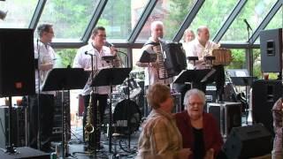 Julida Polka -  Lenny Gomulka Chicago Push - Wisconsin Dells 4/28/12 - Polkas Polka Music