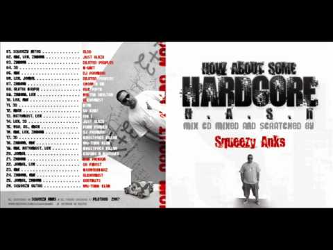 Squeezy Anks - HASH Mix - 22 [Jamal, Lex]