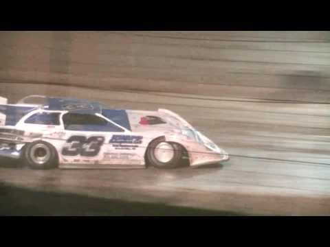2016 07 23 Kyle Knapp Steelblock Latemodel Feature #1 Race @ Marion Center Speedway