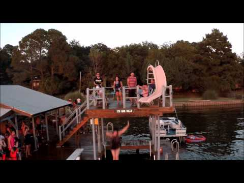 Alba Family Reunion 2015  at Cedar Creek Lake