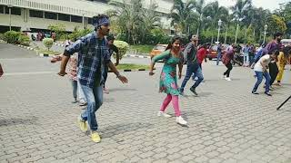 Queen Malayalam movie/Flash mob/Technopark/2018