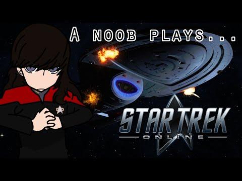A Noob Plays: Star Trek Online | Episode 9 | REDRUM.