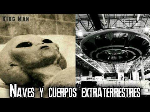 Hangar 18 la base secreta donde hay extraterrestres y naves que se estrellaron en la tierra