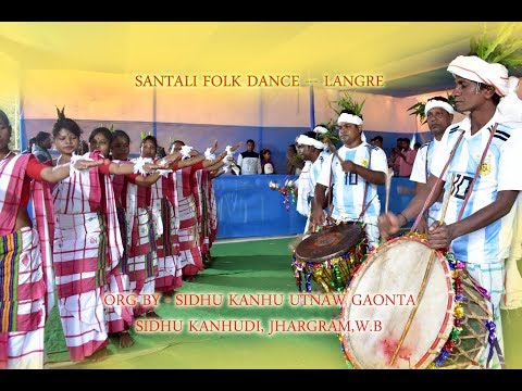 2019 NEW SANTALI FOLK DANCE ..... LANGRE