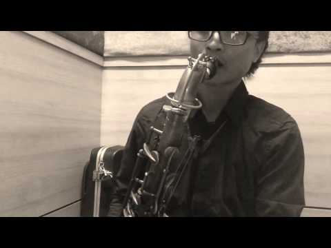 The Pink Panther Theme Dono Kasino Indro Tenor Saxophone Conn Naked Lady 10M Yustinus Pulung