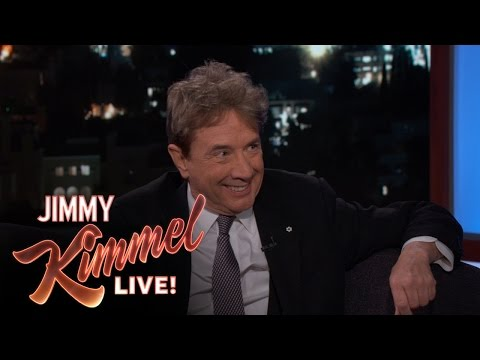 Martin Short on Touring with Steve Martin
