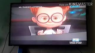 Kapuso Movie Festival:Mr. Peabody & Sherman (2018) - Fixing The Rip Scene