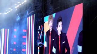 130309 Teentop S4 - No More Perfume On You   #MUBANKJKT Music Bank Jakarta, Indonesia (snr)