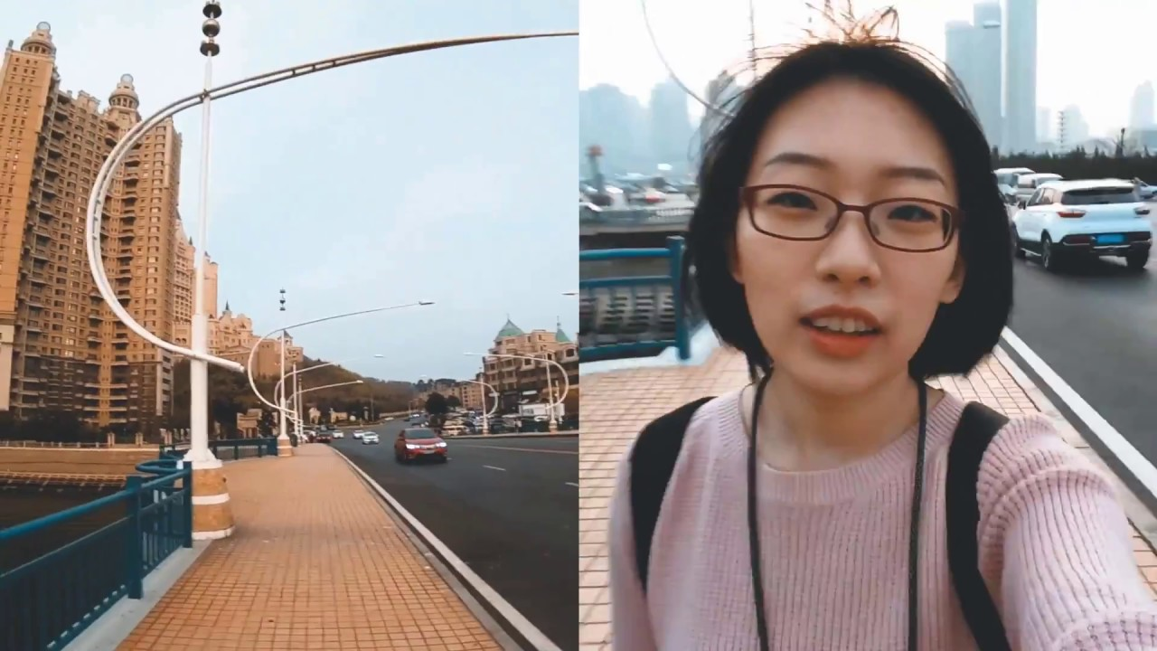 FrontRow Travel:Vlog in DaLian