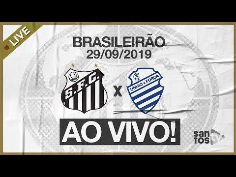 AO VIVO: SANTOS 2 x 0 CSA | PRÉ-JOGO E NARRAÇÃO | BRASILEIRÃO (29/09/19)