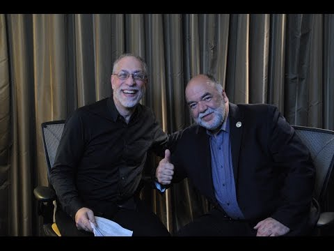 LEGEND SERIES: Peter Erskine by Dom Famularo at NAMM 2015