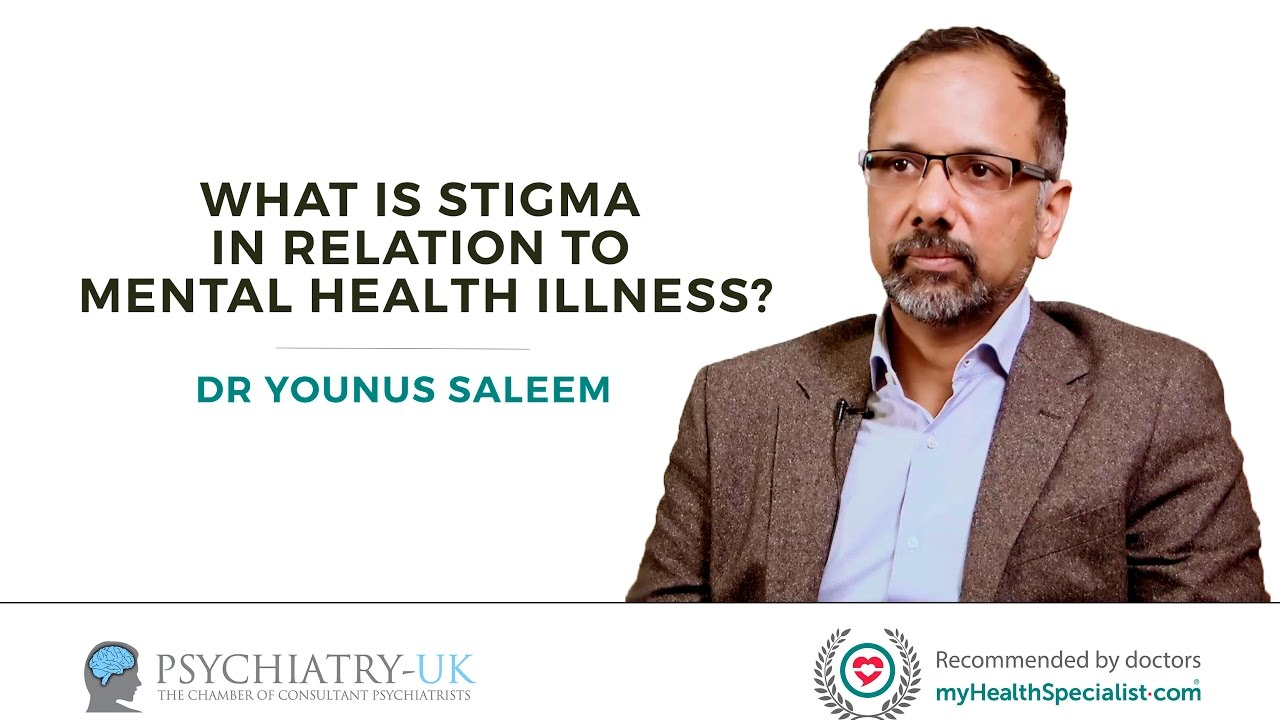 What Is Stigma In Relation To Mental Health Illness Urdu Hindi