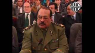 بوتفليقة يغير رأيه بشأن تولي رئاسة الجمهورية 26-01-1994