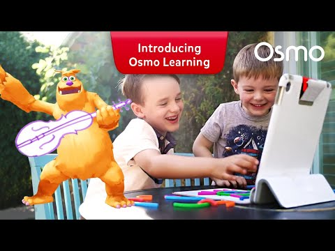Welcome to our Osmo World 🚀✨ | Play Osmo