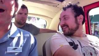 Jalopnik's Jason Torchinsky test drives the ZelectricBug electric car