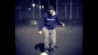 Touzani First Video Football Skills