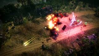 Renegade Ops - Vehicular Shooter HD video game trailer - X360 PS3 PC