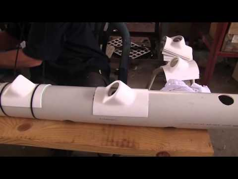 GroPockets – How to build a Tower system for Aquaponics / Hydroponics