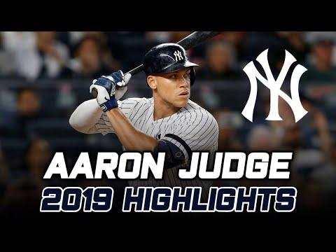 Aaron Judge   Complete 2019 Highlights