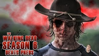 The Walking Dead Season 6 Mid-Season Finale Death Predictions!