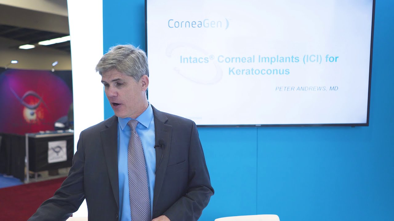 Discover how Intacs<sup>®</sup> Corneal Implants (ICI) Can Benefit Your Patients
