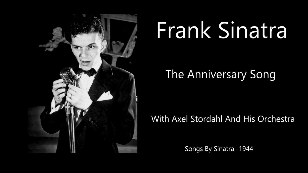 frank sinatra the anniversary