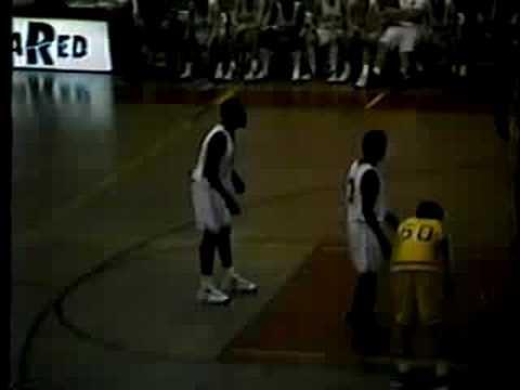"Aaron ""Goat"" Hayes Basketball Video - www.bobcatan..."