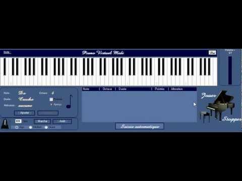 Om Shanti Om - Piano
