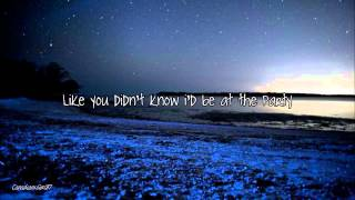 Luke Bryan - Games (Lyrics)