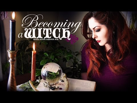 Becoming A Witch , Wicca & Witchcraft ~ The White Witch Parlour