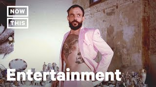 How IDLES Singer Joe Talbot Challenges Masculinity With Punk | NowThis